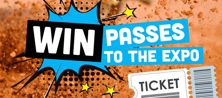 WIN Passes To The Expo