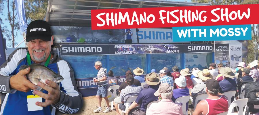 Shimano Fishing Show