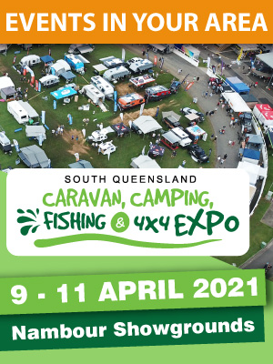 South Queensland Caravan, Camping, Fishing & 4×4 Expo